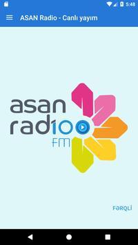 ASAN Radio poster