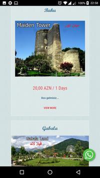 Destination Baku (Unreleased) apk screenshot