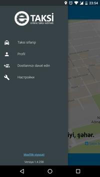 e-TAKSI apk screenshot