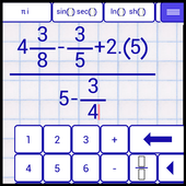 Advanced Calculator أيقونة
