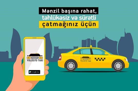 Yolüstü Taxi poster