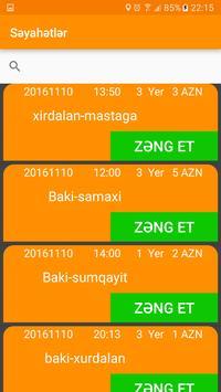 Yolüstü Taxi screenshot 11