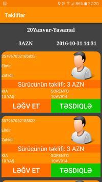 Yolüstü Taxi screenshot 12