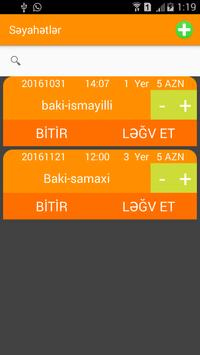 Yolüstü Taxi screenshot 15