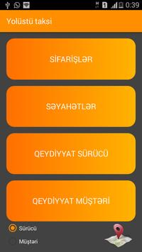 Yolüstü Taxi screenshot 1