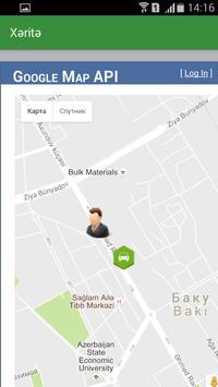 Yaxın sürücü apk screenshot