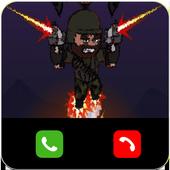Mini Metal Militia Call icon
