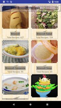 Best Broccoli Recipes poster