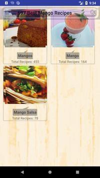 697 Best Mango Recipes poster