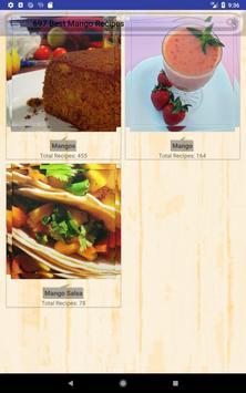 697 Best Mango Recipes screenshot 14