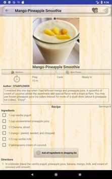697 Best Mango Recipes screenshot 16