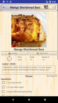 697 Best Mango Recipes screenshot 2