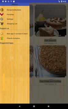 1600 Best Pear Recipes apk screenshot