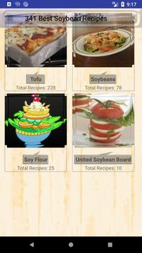341 Best Soybean Recipes poster