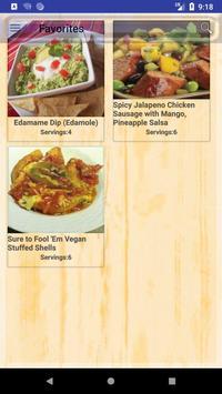 341 Best Soybean Recipes apk screenshot