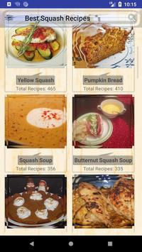 Best Squash Recipes poster