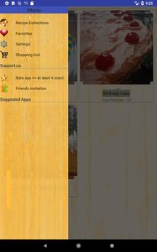 Birthday Party Recipes apk screenshot