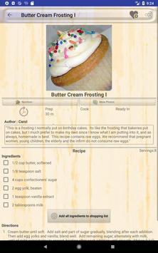 Birthday Party Recipes screenshot 10