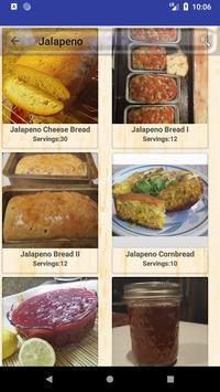 Chile Pepper Recipes apk screenshot