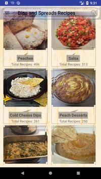 Dips and Spreads Recipes poster