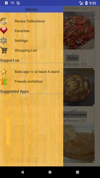 Dips and Spreads Recipes apk screenshot