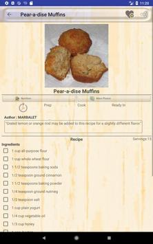 Easy and Simple Wheat Recipes screenshot 18