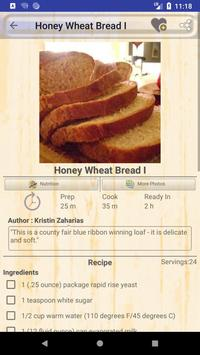 Easy and Simple Wheat Recipes screenshot 2