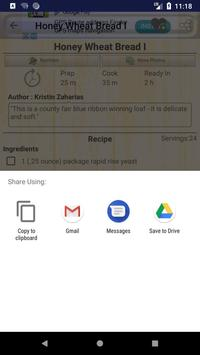 Easy and Simple Wheat Recipes screenshot 4