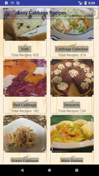 3200+ Easy Cabbage Recipes poster