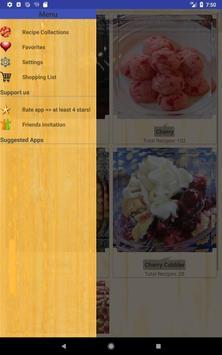 Easy Fresh Cherry Recipes apk screenshot