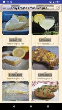 Easy Fresh Lemon Recipes poster