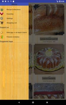 Easy Fresh Lemon Recipes screenshot 13
