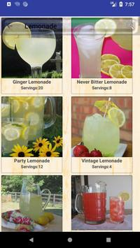 Easy Fresh Lemon Recipes screenshot 1