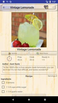 Easy Fresh Lemon Recipes screenshot 2
