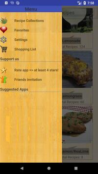 Easy Fresh Lemon Recipes screenshot 6