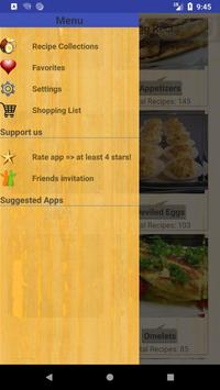 Easy & Healthier Egg Recipes screenshot 7