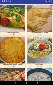 Easy & Healthier Egg Recipes screenshot 9