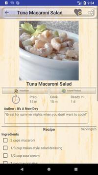 Easy Macaroni Recipes screenshot 2