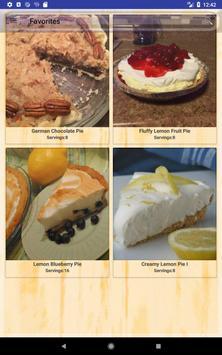 13000+ Easy Pie Recipes screenshot 15