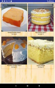 Fresh Oranges Recipes screenshot 14