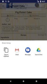 Fresh Oranges Recipes apk screenshot