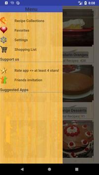 Fresh Oranges Recipes screenshot 6