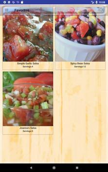 Latin America & Caribbean Recipes screenshot 14