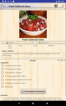 Latin America & Caribbean Recipes screenshot 10