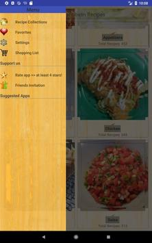 Latin America & Caribbean Recipes screenshot 13