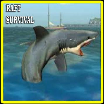 Hero in Raft Survival poster