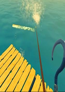 Hero in Raft Survival screenshot 1