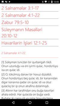 Azerbaijan Holy Bible + Free Audio Bible screenshot 1