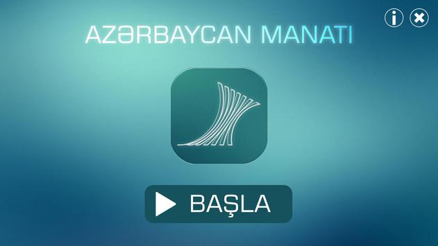 AZƏRBAYCAN MANATI poster