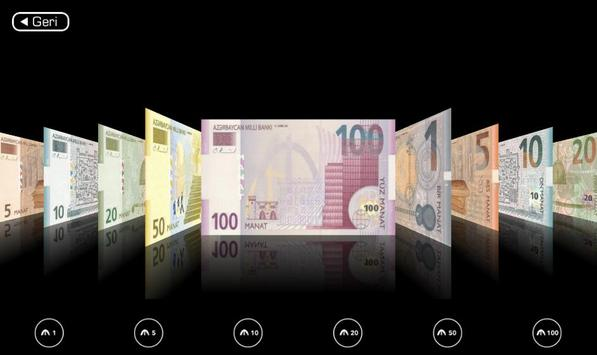 AZƏRBAYCAN MANATI apk screenshot